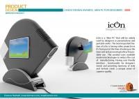 Product design mini pc kiomars