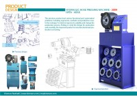 hose press machine design