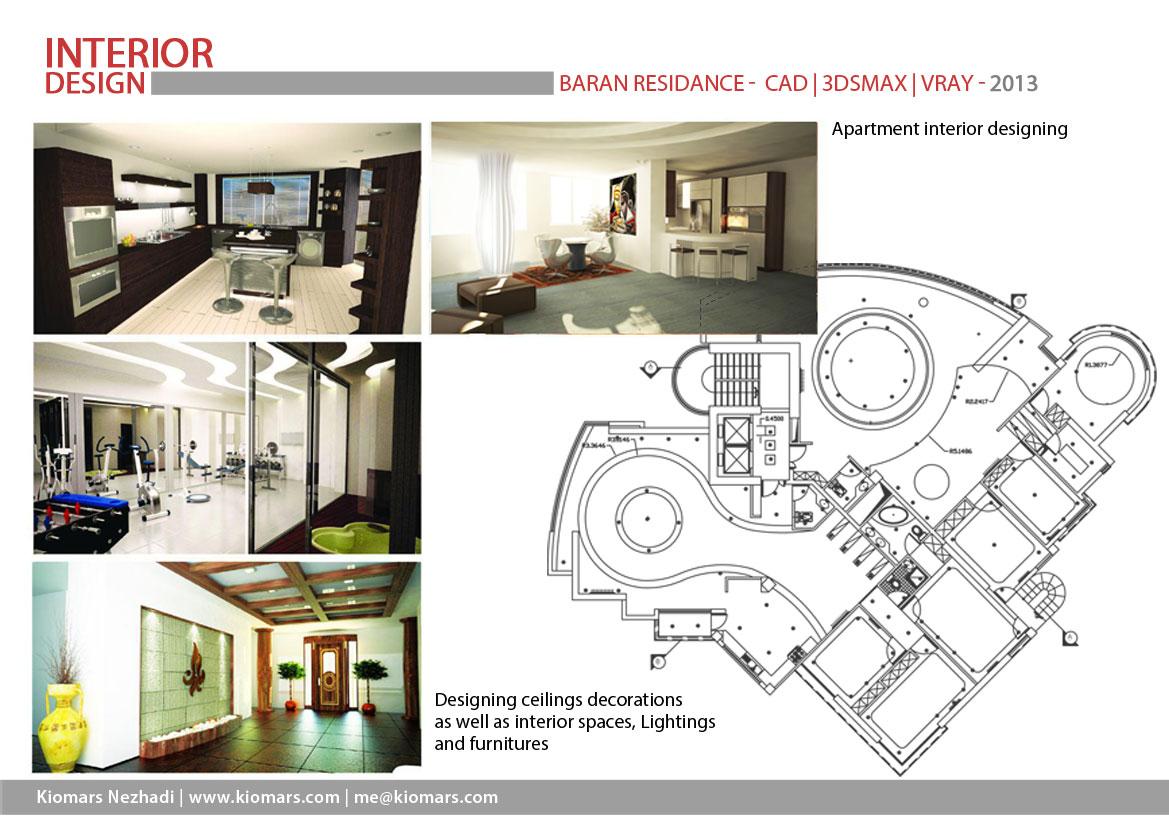 Kiomars Nezhadi Interior Design